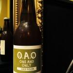 O.A.Oヌーボで乾杯!!